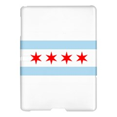 Flag Of Chicago Samsung Galaxy Tab S (10 5 ) Hardshell Case
