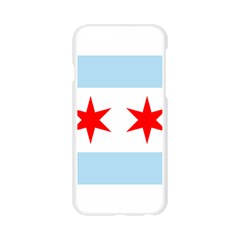 Flag Of Chicago Apple Seamless iPhone 6/6S Case (Transparent)
