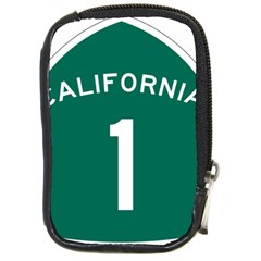California 1 State Highway   Pch Compact Camera Cases
