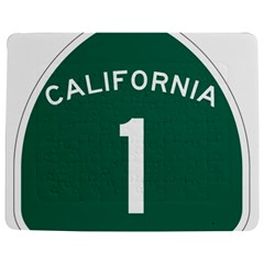California 1 State Highway   Pch Jigsaw Puzzle Photo Stand (rectangular)