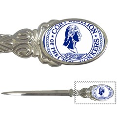 Seal Of Yonkers, New York  Letter Openers