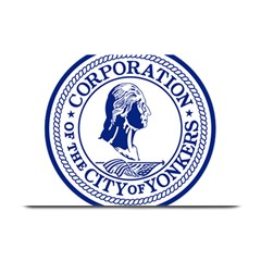 Seal Of Yonkers, New York  Plate Mats