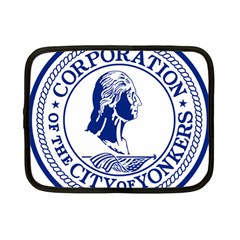Seal Of Yonkers, New York  Netbook Case (small)