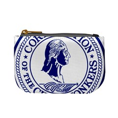 Seal Of Yonkers, New York  Mini Coin Purses