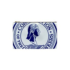 Seal Of Yonkers, New York  Cosmetic Bag (small)
