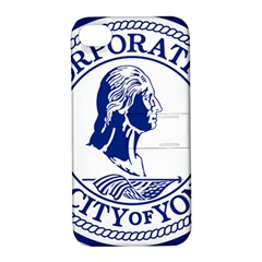 Seal Of Yonkers, New York  Apple iPhone 4/4S Hardshell Case with Stand