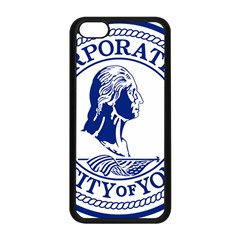 Seal Of Yonkers, New York  Apple iPhone 5C Seamless Case (Black)