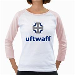 Luftwaffe Girly Raglans