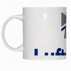 Luftwaffe White Mugs