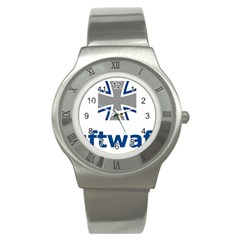 Luftwaffe Stainless Steel Watch