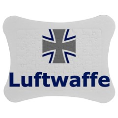 Luftwaffe Jigsaw Puzzle Photo Stand (Bow)