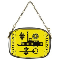 Seal Of Memphis  Chain Purses (one Side)