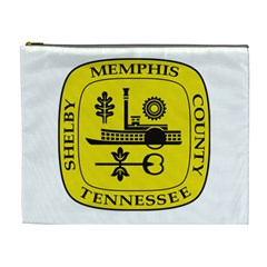 Seal Of Memphis  Cosmetic Bag (xl)