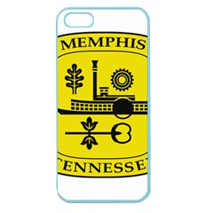 Seal Of Memphis  Apple Seamless iPhone 5 Case (Color)