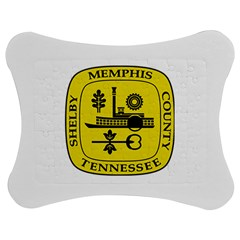 Seal Of Memphis  Jigsaw Puzzle Photo Stand (Bow)