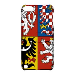 Coat Of Arms Of The Czech Republic Apple iPod Touch 5 Hardshell Case with Stand