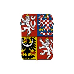 Coat Of Arms Of The Czech Republic Apple iPad Mini Protective Soft Cases