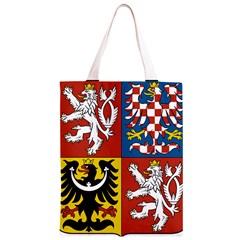 Coat Of Arms Of The Czech Republic Classic Light Tote Bag