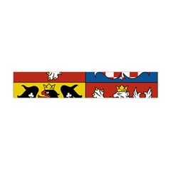 Coat Of Arms Of The Czech Republic Flano Scarf (Mini)