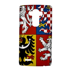 Coat Of Arms Of The Czech Republic Lg G4 Hardshell Case