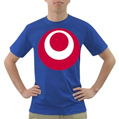 Emblem Of Okinawa Prefecture Dark T-Shirt