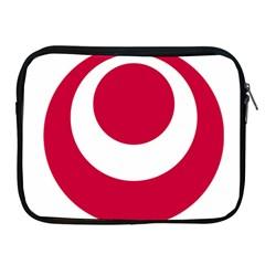 Emblem Of Okinawa Prefecture Apple iPad 2/3/4 Zipper Cases
