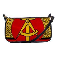National Emblem Of East Germany  Shoulder Clutch Bags
