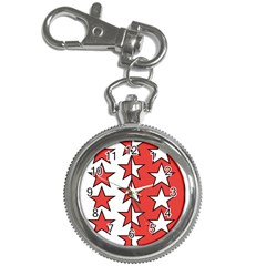 Coat Of Arms Of Valais Canton Key Chain Watches