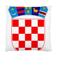 Coat Of Arms Of Croatia Standard Cushion Case (Two Sides)