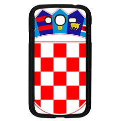 Coat Of Arms Of Croatia Samsung Galaxy Grand DUOS I9082 Case (Black)