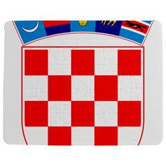 Coat Of Arms Of Croatia Jigsaw Puzzle Photo Stand (Rectangular)