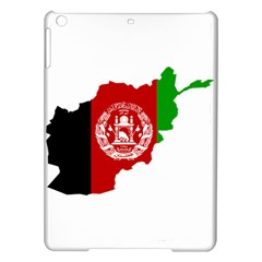 Flag Map Of Afghanistan iPad Air Hardshell Cases
