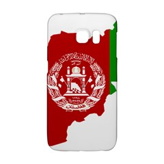 Flag Map Of Afghanistan Galaxy S6 Edge