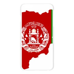 Flag Map Of Afghanistan Apple Seamless iPhone 6 Plus/6S Plus Case (Transparent)