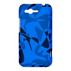 Blue pattern HTC Rhyme