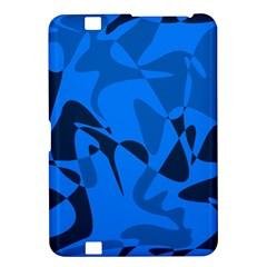 Blue pattern Kindle Fire HD 8.9