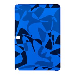 Blue pattern Samsung Galaxy Tab Pro 12.2 Hardshell Case