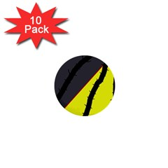Spider 1  Mini Buttons (10 pack)