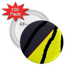 Spider 2.25  Buttons (100 pack)