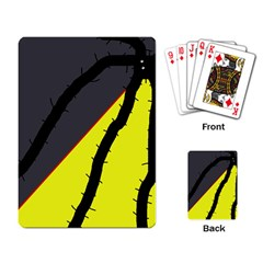 Spider Playing Card
