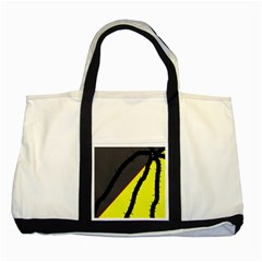 Spider Two Tone Tote Bag