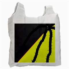 Spider Recycle Bag (Two Side)