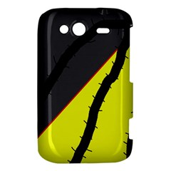 Spider HTC Wildfire S A510e Hardshell Case