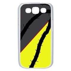 Spider Samsung Galaxy S III Case (White)