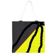 Spider Grocery Light Tote Bag