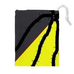 Spider Drawstring Pouches (Extra Large)