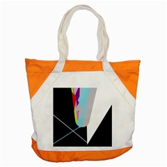Colorful abstraction Accent Tote Bag