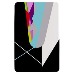 Colorful abstraction Kindle Fire (1st Gen) Hardshell Case