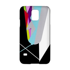 Colorful abstraction Samsung Galaxy S5 Hardshell Case