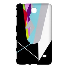 Colorful abstraction Samsung Galaxy Tab 4 (7 ) Hardshell Case